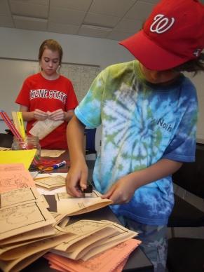 Keene State College Comics Camp