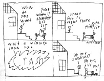 South Portland, ME: Whole School Comics!