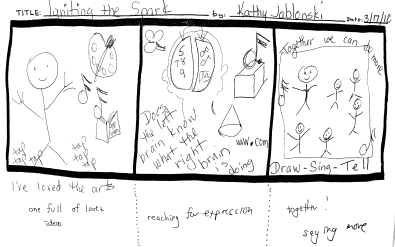 Comic Strip Assessment
